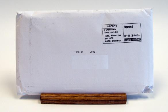 Magnificat envelope